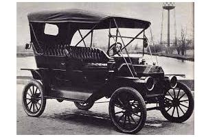 T型フォード初代